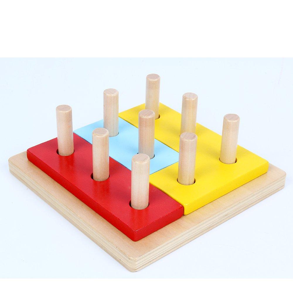 Puzzle de Madera 12 Piezas toysrus
