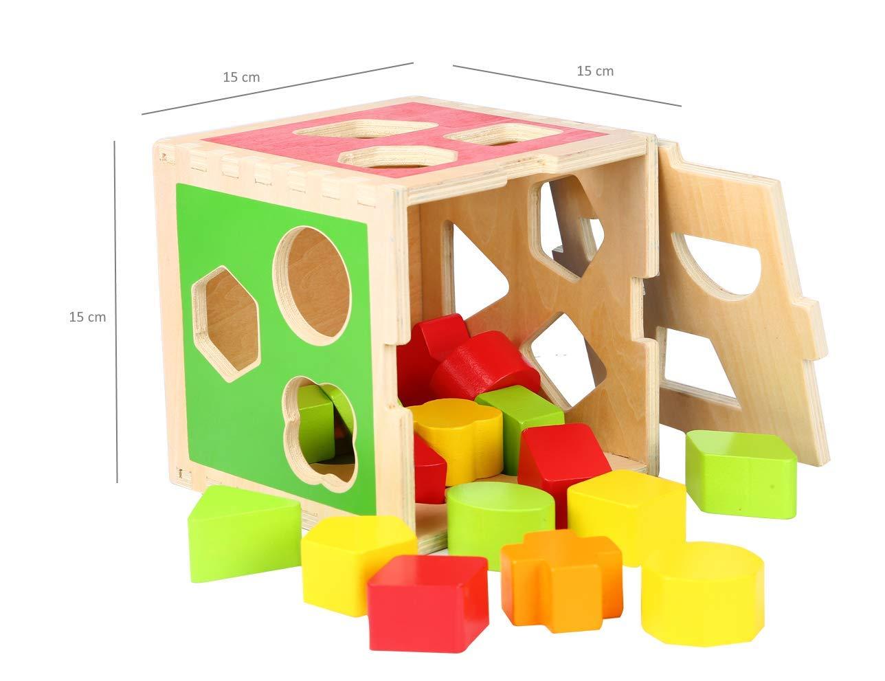 juguete para mejorar la logica infantil