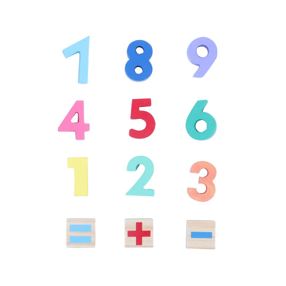 numeros de juguete
