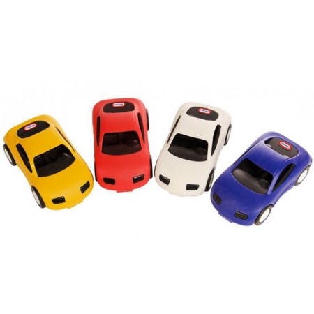 Surtido 8 vehiculos push racer