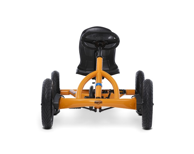Kart Berg Buddy B-Orange - vista frontal