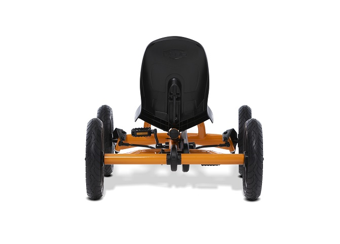 Kart Berg Buddy B-Orange - vista trasera