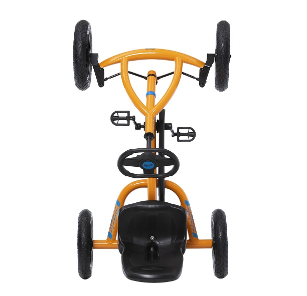 Kart Berg Buddy B-Orange - vista aerea
