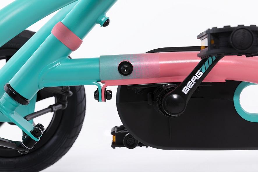 Kart Berg Buddy Lua - zoom pedal
