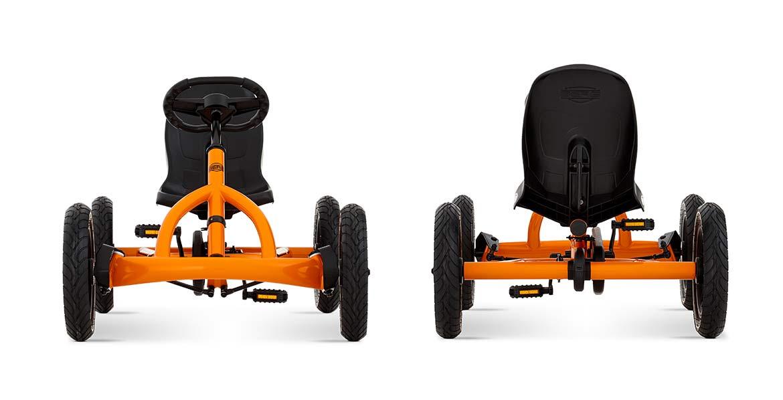 Kart Berg Buddy Orange-04 width=