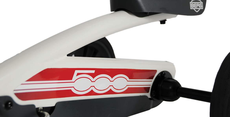 Kart Berg Buzzy Fiat 500-5 width=