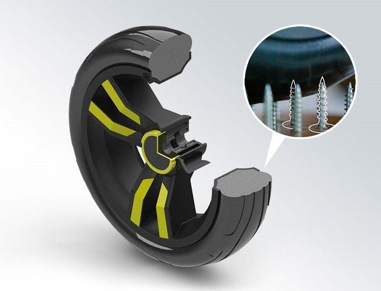 Kart Berg Buzzy Racing-nitro-rueda