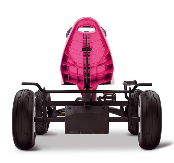 KART A PEDALES BERG COMPACT SPORT PINK 1