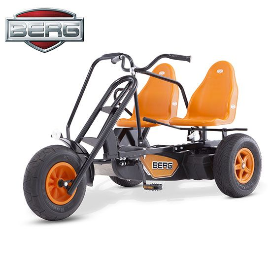 KART A PEDALES BERG DUO CHOPPER BFR