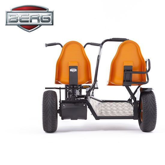 KART A PEDALES BERG DUO CHOPPER BFR 2