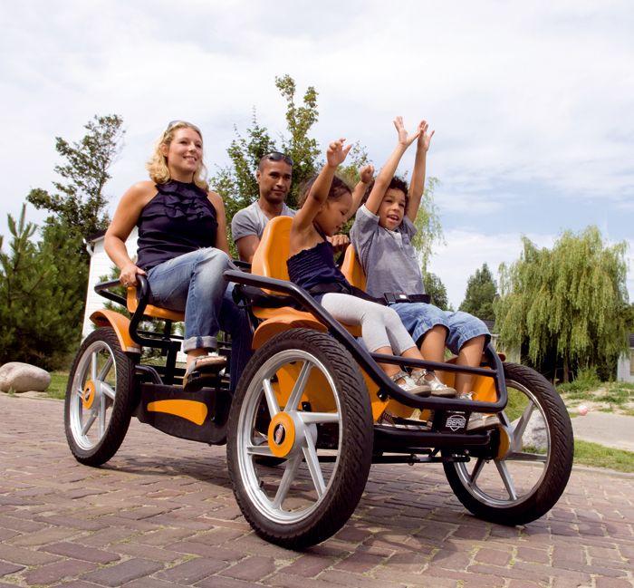 CUADRICICLO BERG GRAN TOUR 2 width=