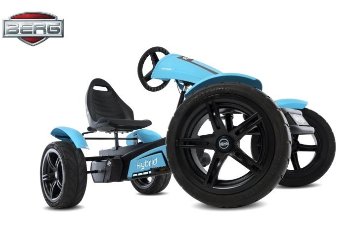 Kart de pedales berg hybrid e-bf -1 width=