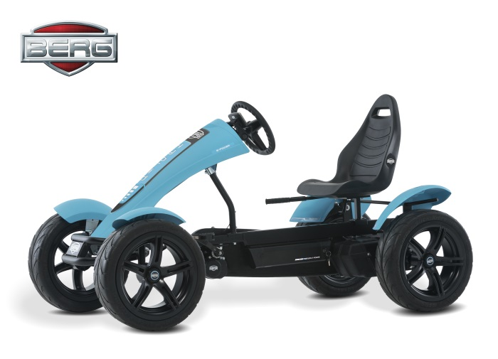 Kart de pedales berg hybrid e-bf