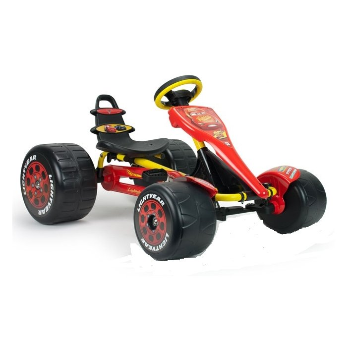 Go kart flecha cars 3 width=