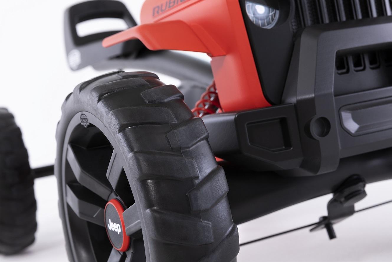 Kart Berg Buzzy Jeep Rubicon - zoom rueda