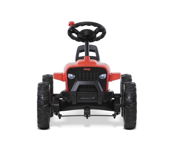 Kart Berg Buzzy Jeep Rubicon - frontal