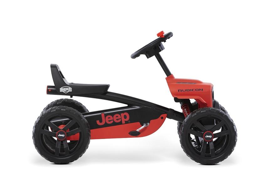 Kart Berg Buzzy Jeep Rubicon - lateral derecho