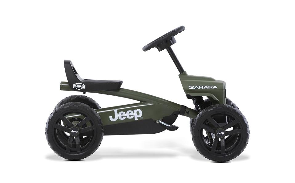 Kart Berg Buzzy Jeep Sahara - lateral derecho