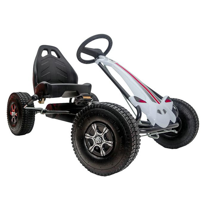 KART A PEDALES RACING CAR VOLARE