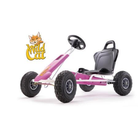 KART A PEDALES AIR RUNNER WILD CAT