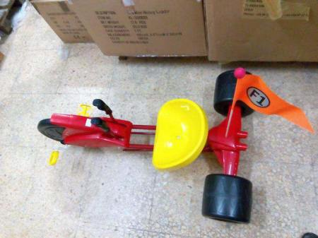 KART A PEDALES FORMULA 1 F INFORCHESS SUPERIOR width=