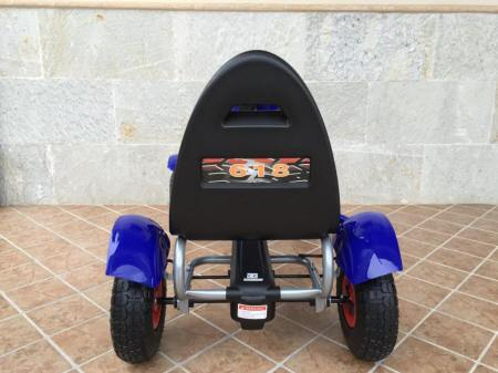 KART A PEDALES F618 AZUL TRASERA1