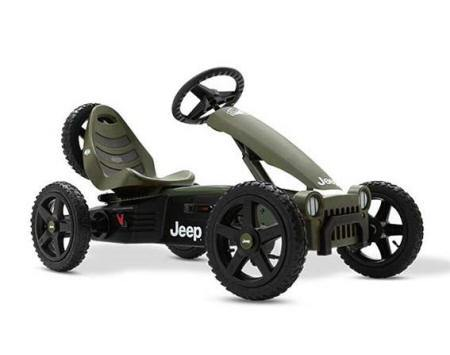 KART A PEDALES JEEP ADVENTURE LATERAL DERECHO