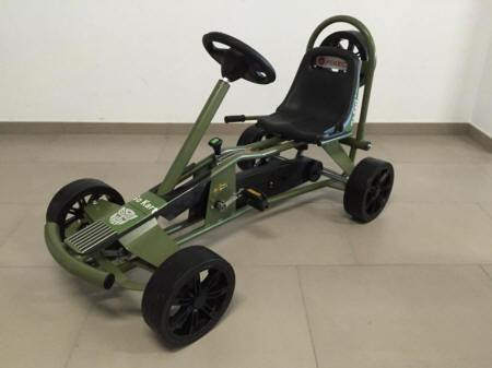 KART A PEDALES GC004JP JEEP STYLE LATERAL IZQUIERDO