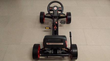 KART A PEDALES GC004K SUPERIOR