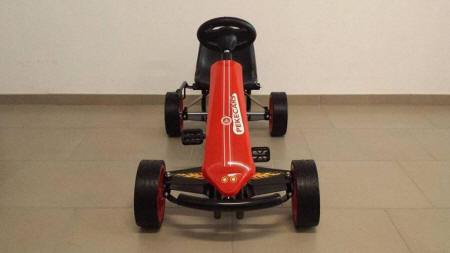 KART A PEDALES GC004K FRONTAL