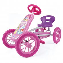 Kart a pedales Princess Turbo 10