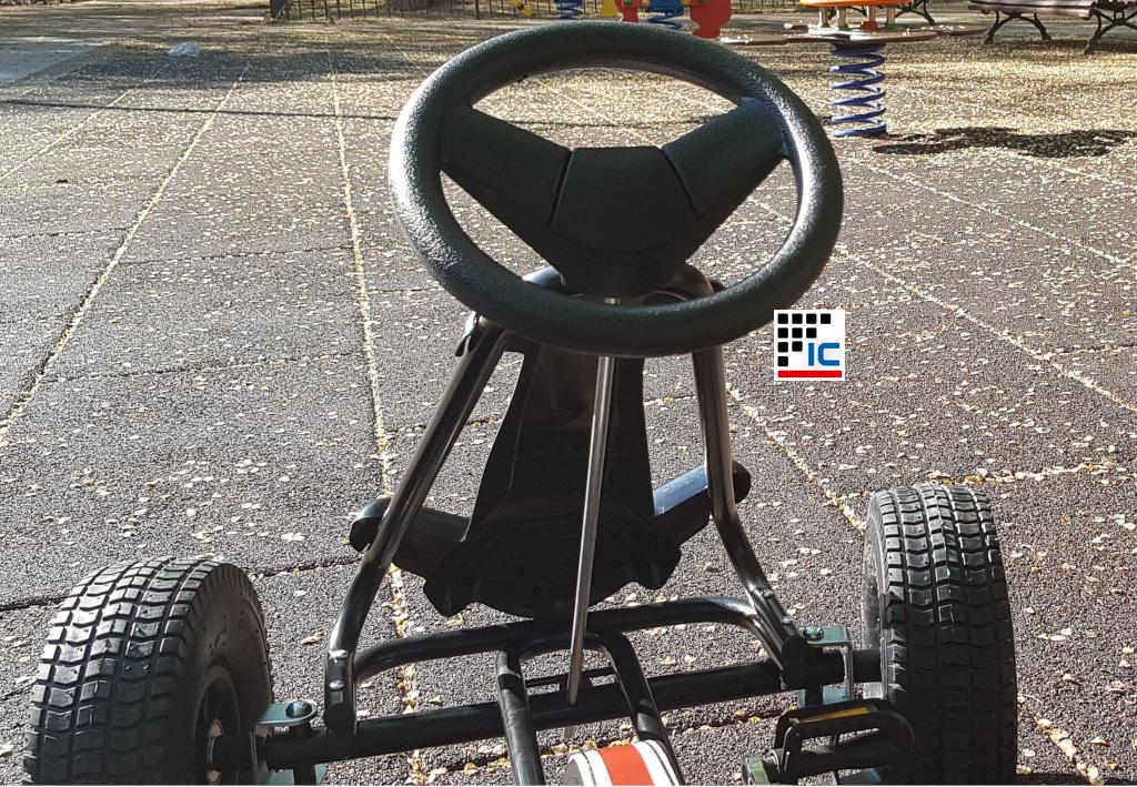 Kart a pedales racing 2019 width=