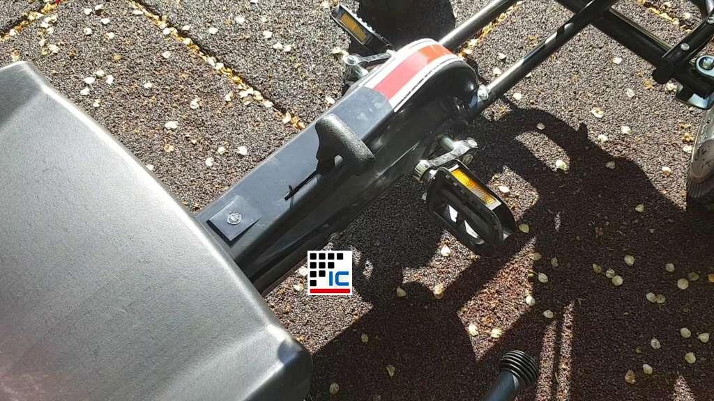 Kart a pedales con piñon libre y fijo width=