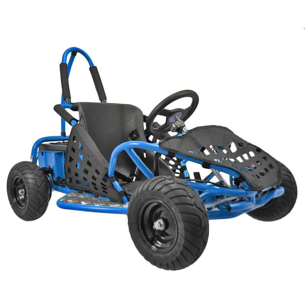 Kart electrico Pekecars 48V 1000W Azul
