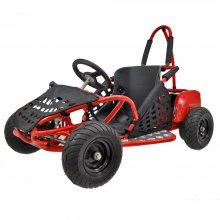 Kart electrico Pekecars 48V 1000W Rojo