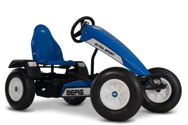 KART ELECTRICO BERG EXTRA SPORT BLUE E BF