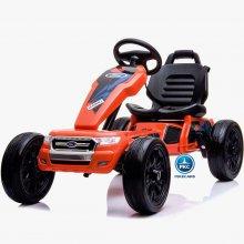Kart electrico ford 12V Naranja