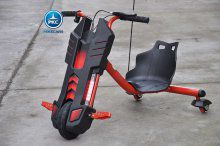 Kart electrico Power Drift Trike Rojo