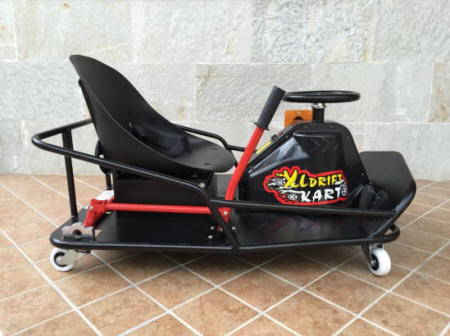 Drift Kart 36V XL vista lateral