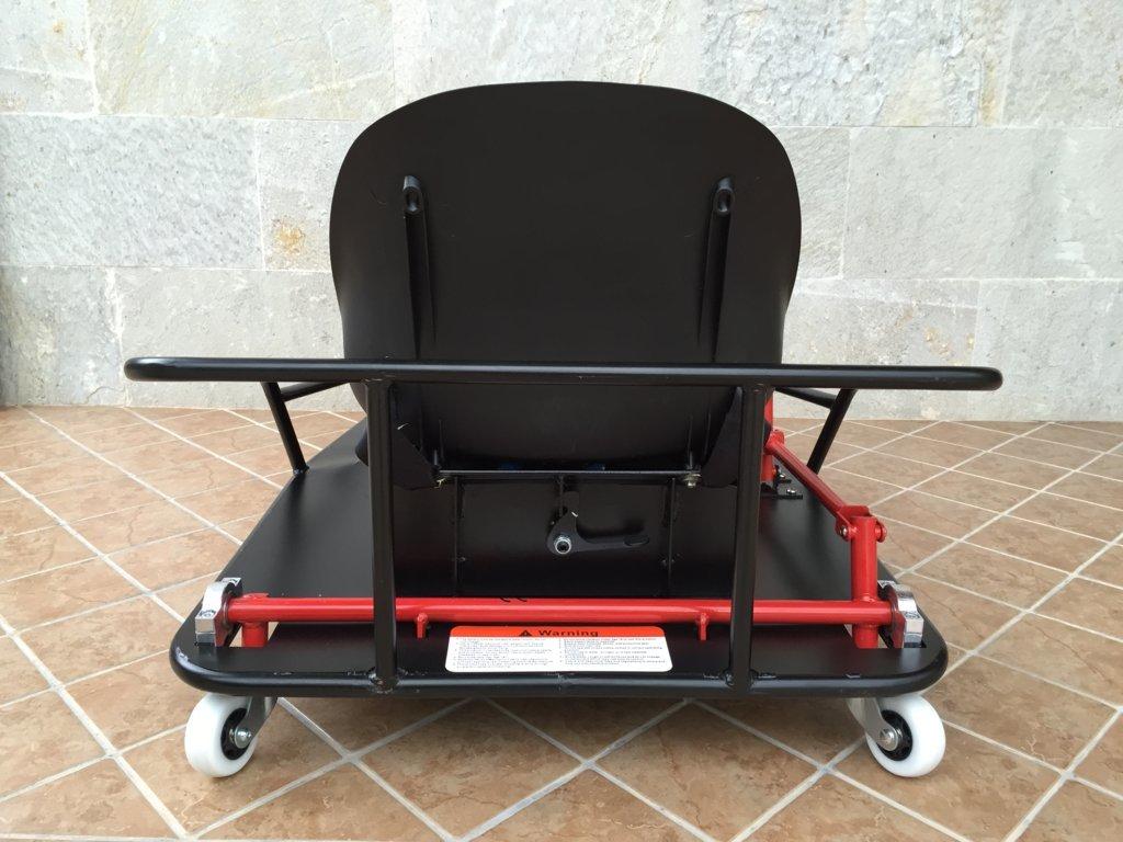 Parte trasera del Drift cart 36v xl electric pekecars width=