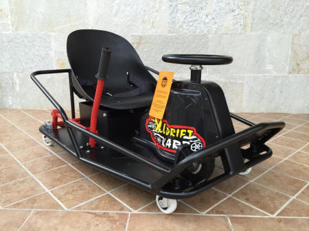 Drift cart 36v xl electric pekecars