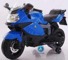 Moto BMW style K1300S azul