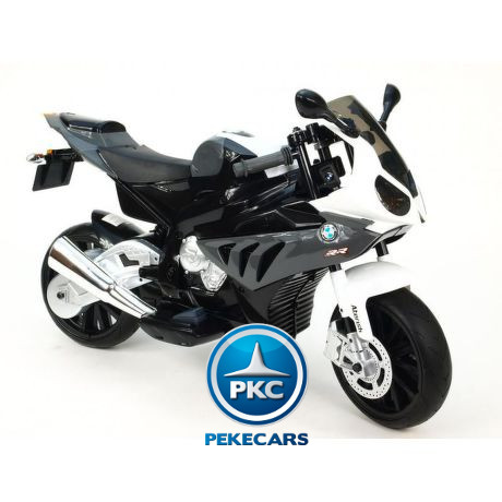 MOTO BMW GRIS 12V LATERAL DERECHO width=
