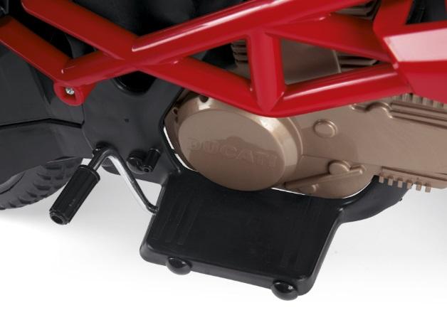 Moto Ducati Enduro 12V - Zoom Freno de pedal