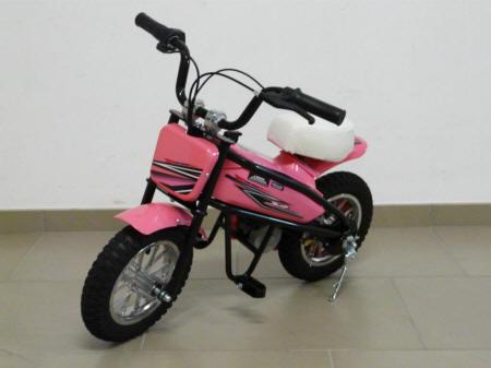 MOTO 24V 200W ROSA LATERAL IZQUIERDO