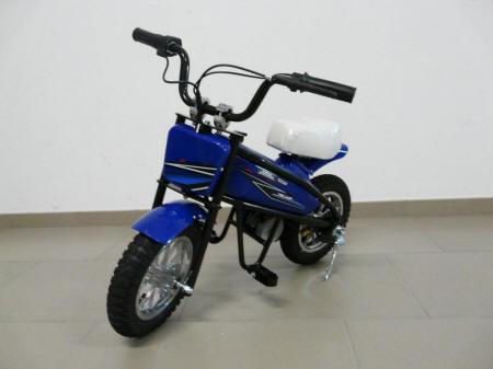 MOTO 24V 200W AZUL LATERAL IZQUIERDO
