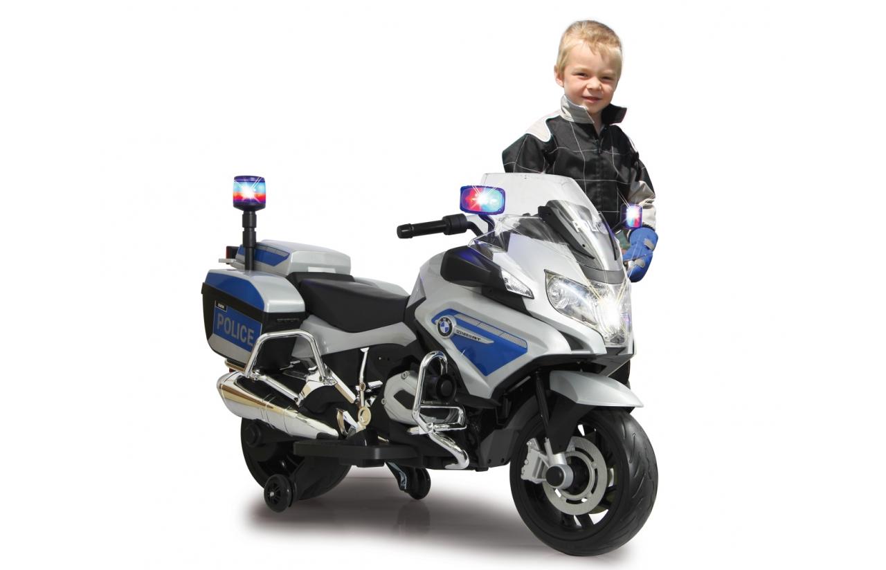 moto policia jamara 12v