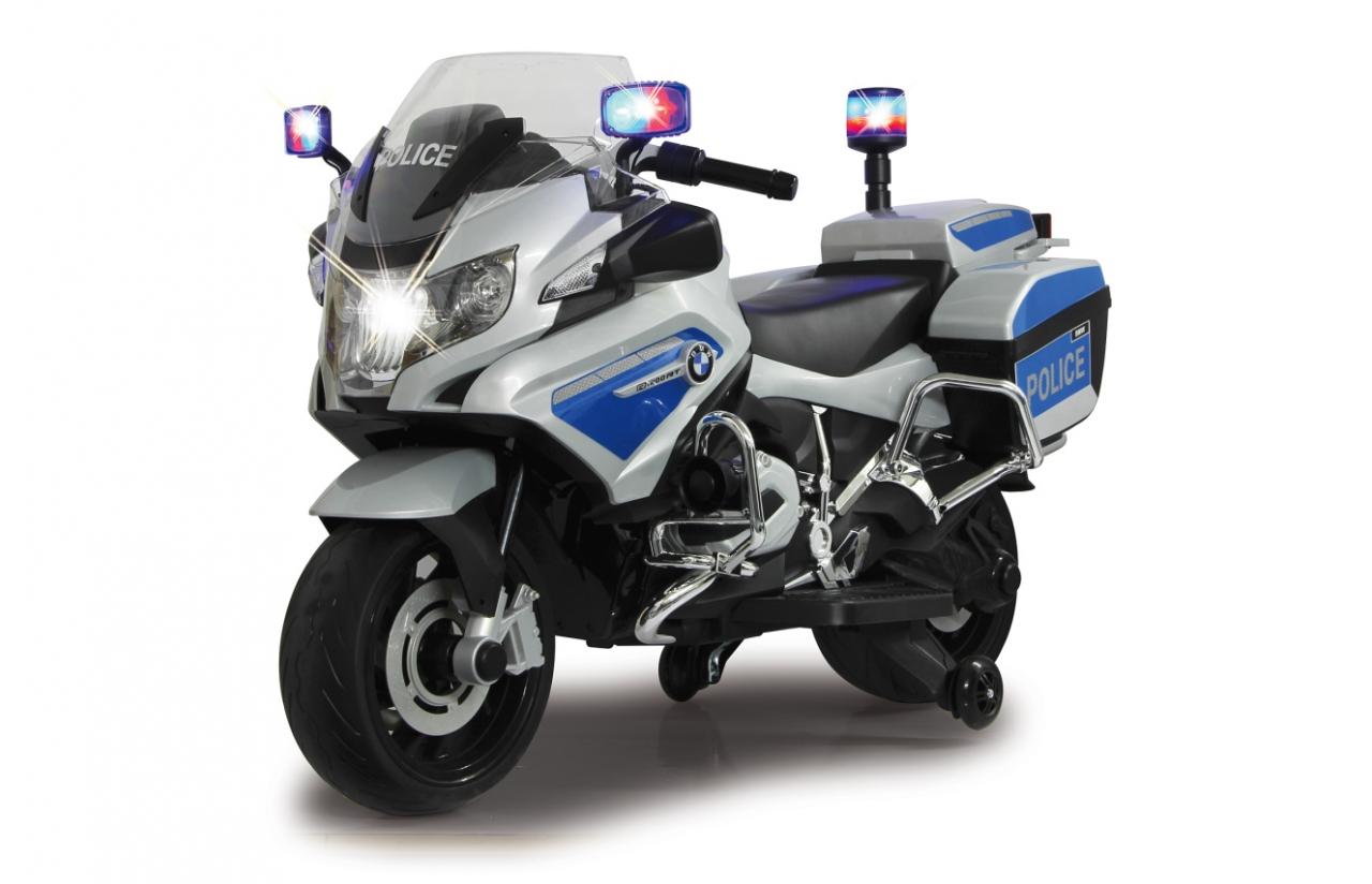 moto policia 12v