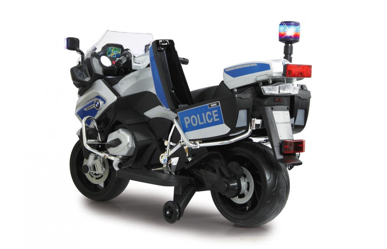 moto bmw azul