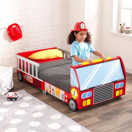 Comprar cama camion de bomberos